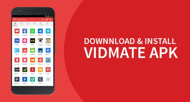 How to download the Vidmate video downloader for PC