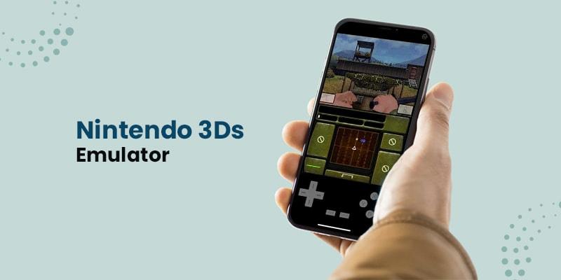 Nintendo 3DS Emulator for ios