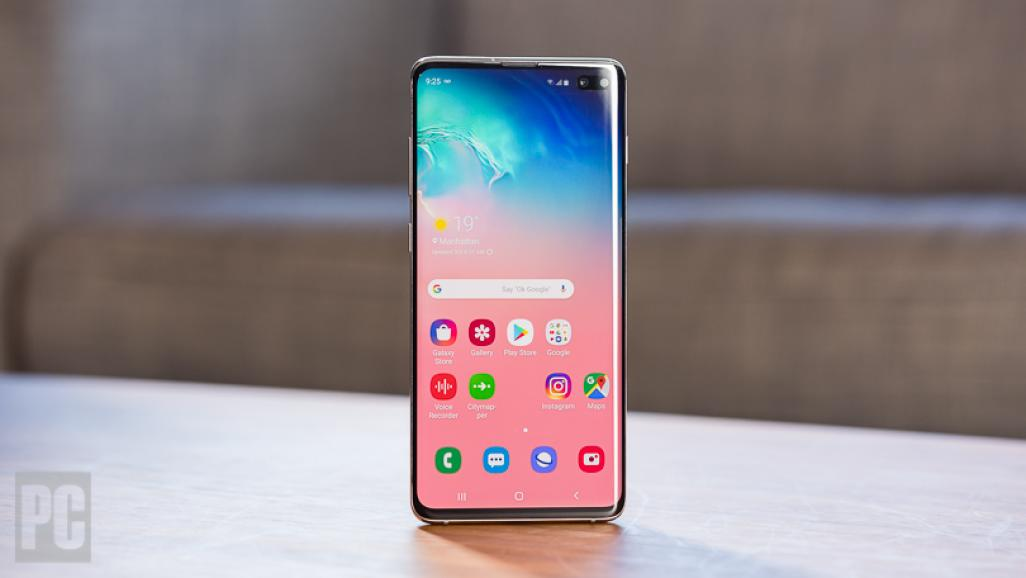 Samsung S10 Review