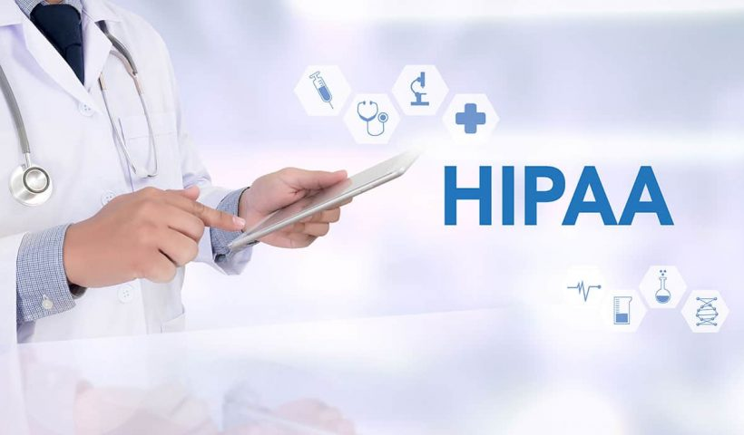 Healthcare, HIPAA