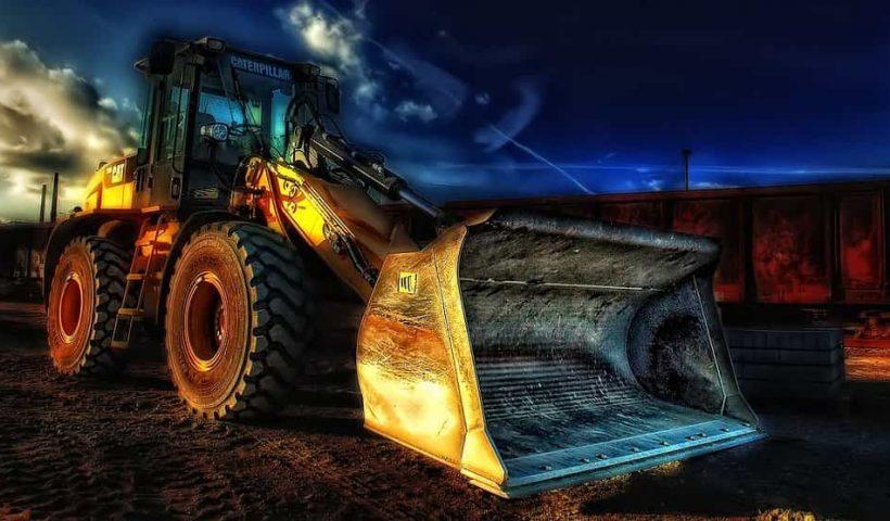 Robust heavy machine